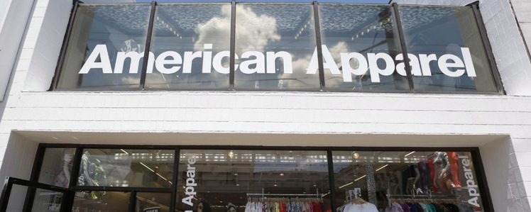 American Apparel Brand is Purchased by Montreal's Gildan Activewear