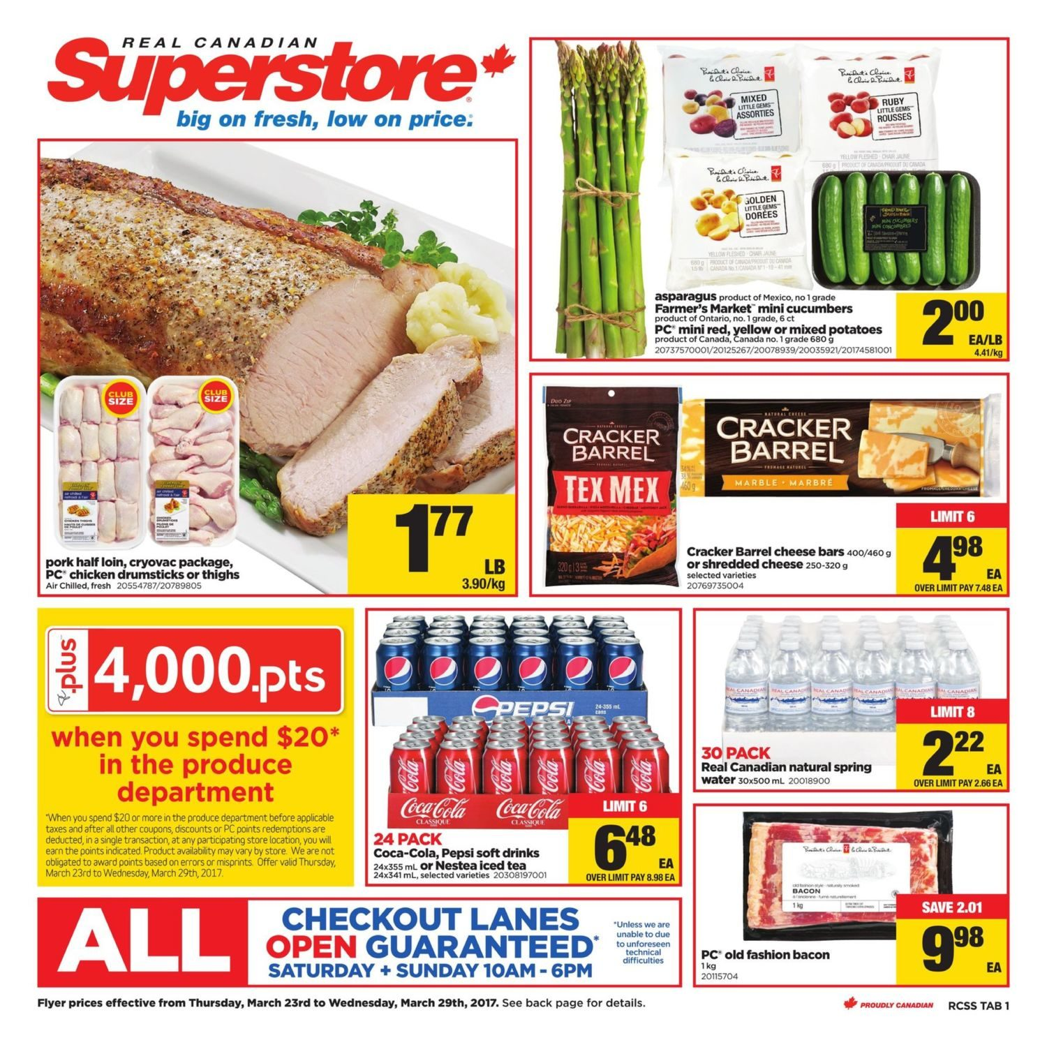 f49538745fa Real Canadian Superstore Weekly Flyer - Weekly - Mar 23 – 29 -  RedFlagDeals.com