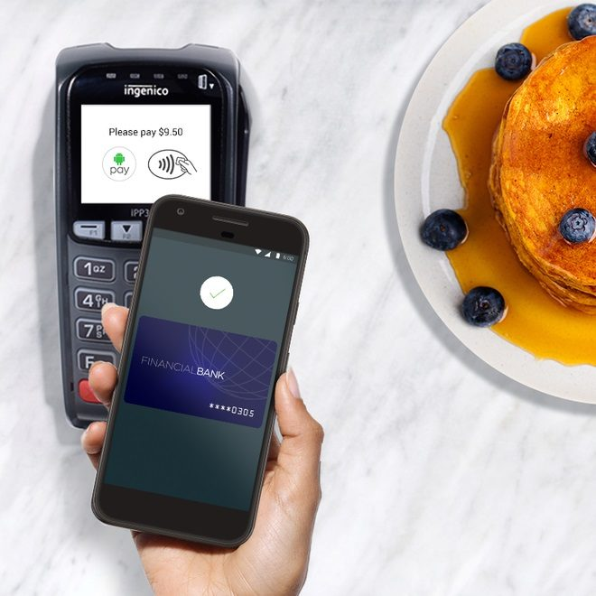 Android Pay Now Available in Canada, TD and RBC Not Supported at