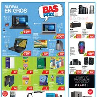 - Weekly - Back to School Low Prices Flyer