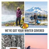 Bass Pro Shops - We've Got Your Winter Covered Flyer