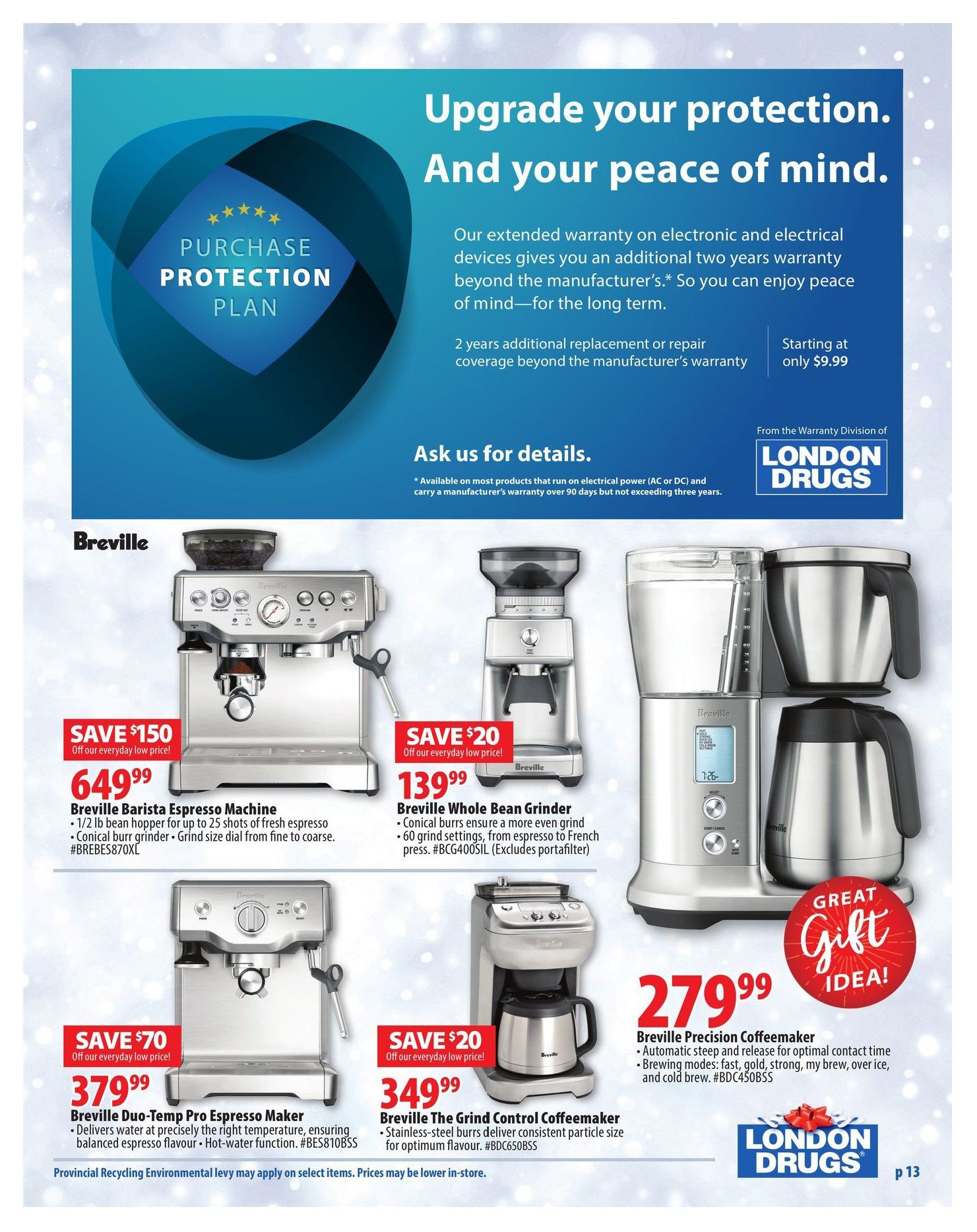 London Drugs Weekly Flyer - All Your Christmas Gifts - Nov 17 – Dec ...
