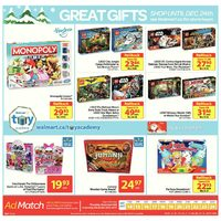 Walmart - Weekly - Great Gifts Flyer