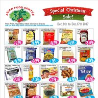 Asian Food Centre - Special Christmas Sale! Flyer