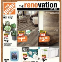 - Weekly - The Renovation Event Flyer
