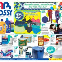 Rossy - Weekly - New Year, New You! Flyer