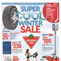 - Weekly - Super Cool Winter Sale Flyer