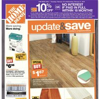 Home Depot - Weekly - Update & Save Flyer
