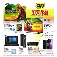 - Weekly - Enjoy Huge Savings Flyer