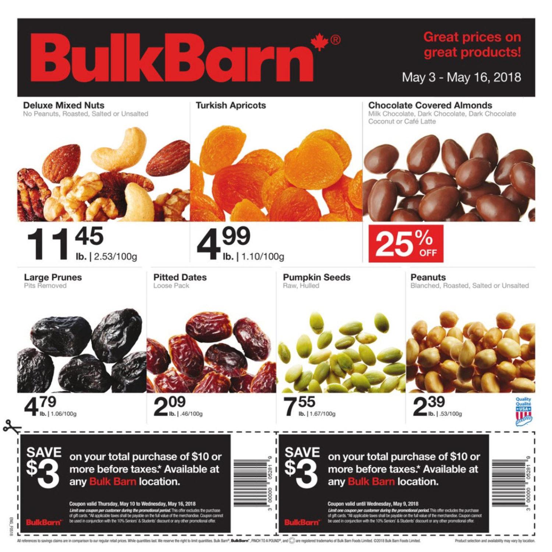 bulk barn weekly flyer 2 weeks of savings may 3 \u2013 16bulk barn flyer