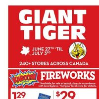 - Weekly - Happy Canada Day! Flyer