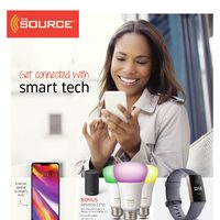 - 2 Weeks of Savings - Get Connected With Smart Tech Flyer