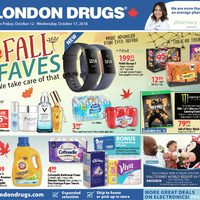 - 6 Days of Savings - Fall Faves Flyer