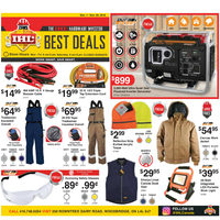 IHL Canada - Best Deals Flyer
