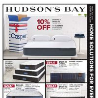 The Bay - Home Solutions For Every Room: Black Friday Weekend Sale Flyer