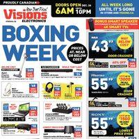 visions electronics flyer vancouver bc redflagdeals com