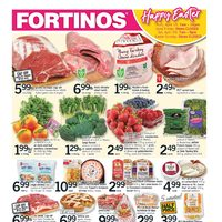Fortinos - Weekly - Happy Easter Flyer