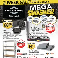 - 2 Week Sale! - Mega Smasher Flyer