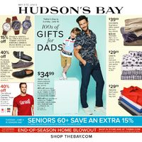 - Weekly - Gifts For Dads Flyer