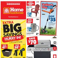 Home Hardware - Weekly - Father's Day Deals Flyer