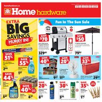Home Hardware - Weekly - Fun In The Sun Sale Flyer