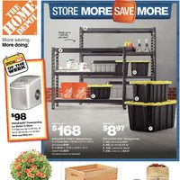 - Weekly - Store More Save More Flyer