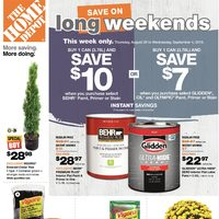 Home Depot Flyer - Moncton, NB - RedFlagDeals com