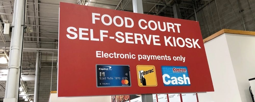 Costco's Food Court Now Has Self-Serve Ordering Kiosks