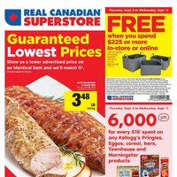 Real Canadian Superstore Flyer - Ottawa, ON - RedFlagDeals com