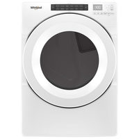 Whirlpool 7.4 Cu. Ft. Front Load Electric Dryer