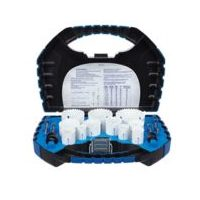 Mastercraft 15-Pc Bi-Metal Hole Saw Set