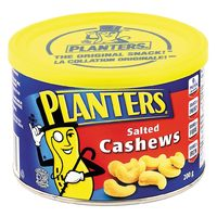 Planters Roasted Cashews, Almonds Or Mixed Nuts