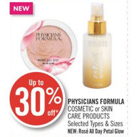 Physicians Formula Cosmetic Or Skin Care Products