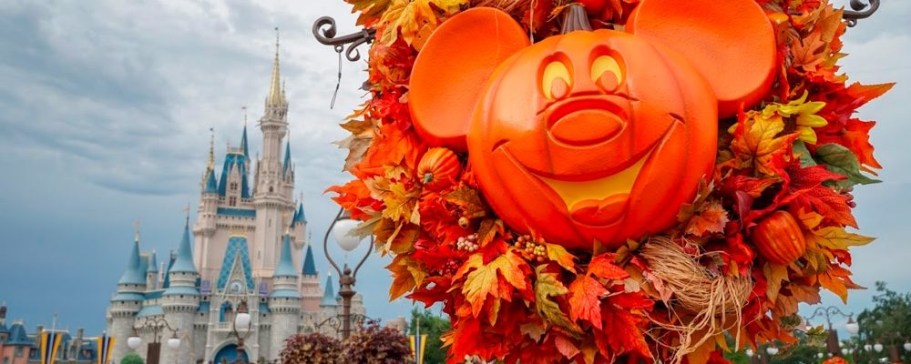 5 Reasons Why You Should Visit Walt Disney World in the Fall