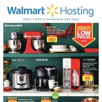 - Holiday Hosting Ideas Flyer