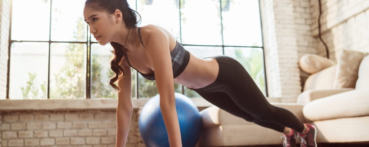 Guide to At-Home Winter Fitness from FitRated.com