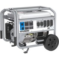 Hyundai 8.750W Gasoline Generator With Electric Start