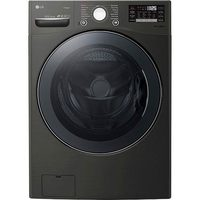 LG 5.2 Cubic Ft Frontload Washer, 7.4 Cubic Ft Electric Dryer