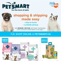PetSmart - For The Love of Pets - Monthly Specials Flyer
