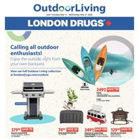 - Outdoor Living Flyer