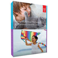 Adobe Photoshop And Premiere Elements 2020