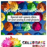 - Spring Summer Sale Flyer