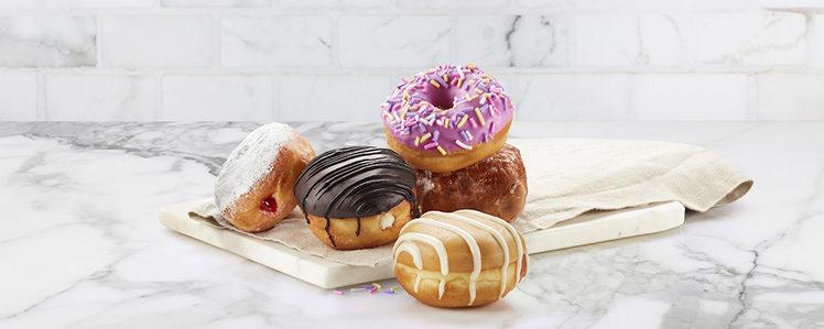 McDonald's Canada Launches New McCafé Li'l Donuts