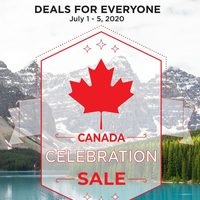 Fabricland - Deals For Everyone - Canada Celebration Sale Flyer