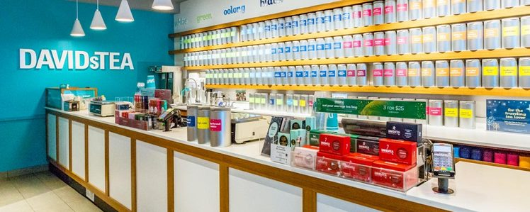 DAVIDsTEA is Closing 82 Canadian Stores and Closing all 42 U.S. Stores
