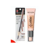 Revlon Colorstay Brow Pencil or Photoready Candid Foundation
