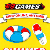 - Shop Online, Anytime! - Summer Fun Flyer