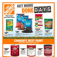 - Weekly - Get More Done Days Flyer