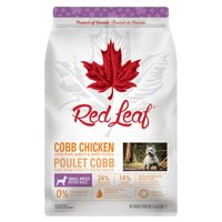 Red Leaf & Iams Dog Food
