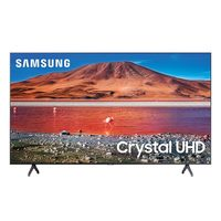 "Samsung 50"" Crystal 4K UHD Smart Tv"